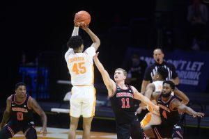 Johnson NBA Draft Tennessee