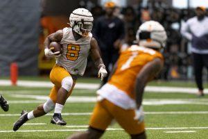 Tennessee Running Backs