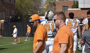 Tennessee Football Alex Golesh