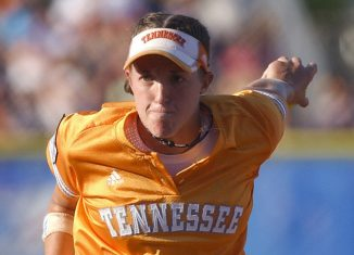 Monica Abbott Tennessee Olympics