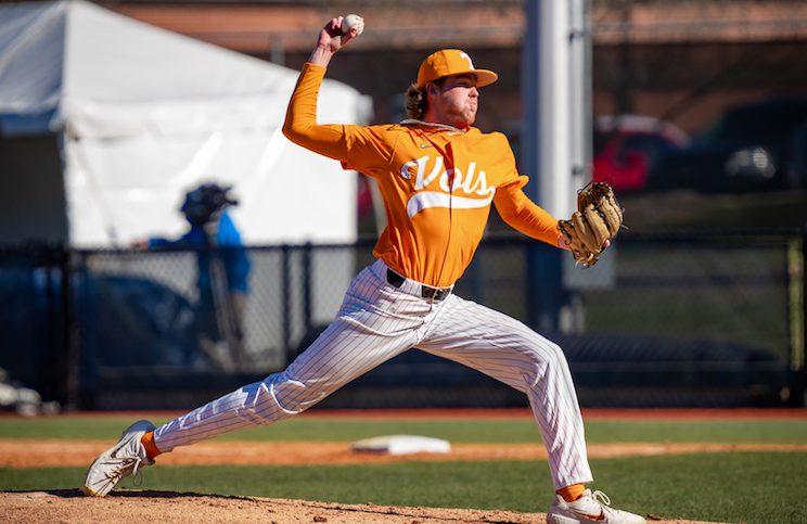 Camden Sewell Tennessee Baseball