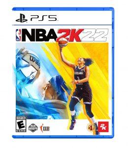 Candice Parker NBA 2k