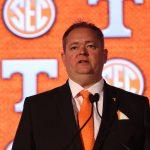 Tennessee QB Josh Heupel