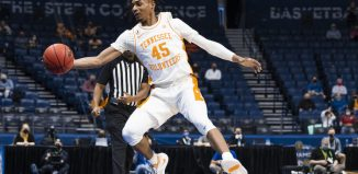 NBA Draft Johnson Springer