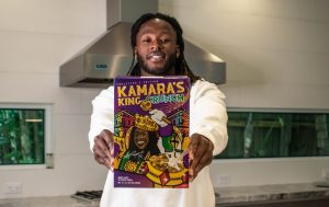 Alvin Kamara Cereal