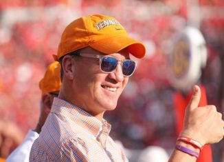 Tennessee Ole Miss Manning