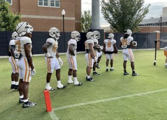 Tennessee Fall Camp Notes Observations