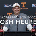 Josh Heupel Tennessee