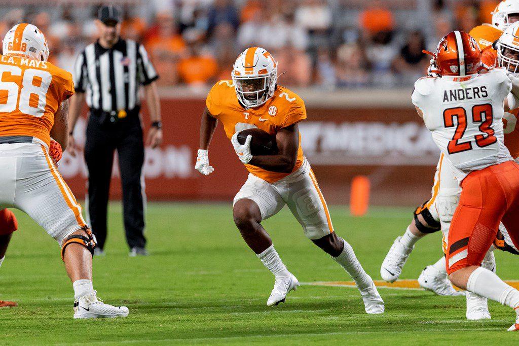 Tennessee Heupel Offense