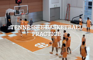 Tennessee basketball practice highlights