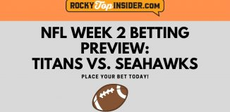 NFL Week 2 Betting Preview: Titans vs. Seahawks Odds